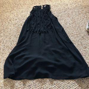 Summer little black dress